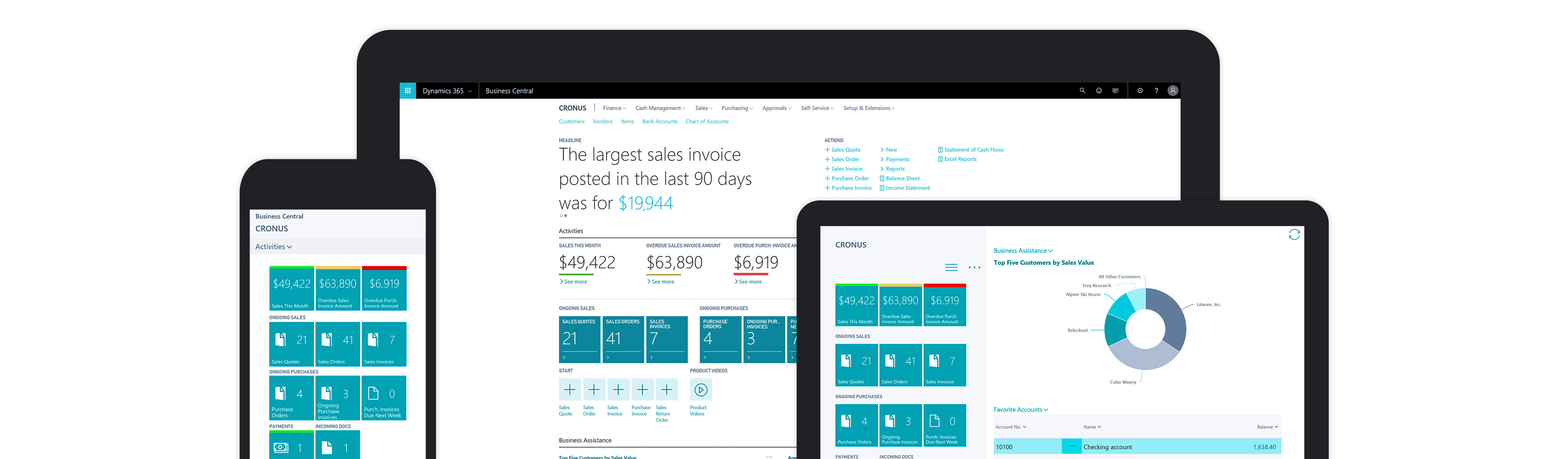 Are you ready to talk Microsoft Dynamics 365 Business Central?