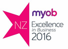 MYOB Excellence In Business