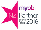 MYOB Partner Of The Year
