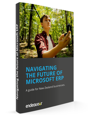 Endeavour 3D cover MS ERP